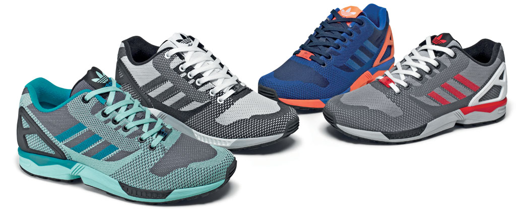 new products 9b8b9 d8c27 adidas ZX Flux 8000 Weave Pack | Sole Collector