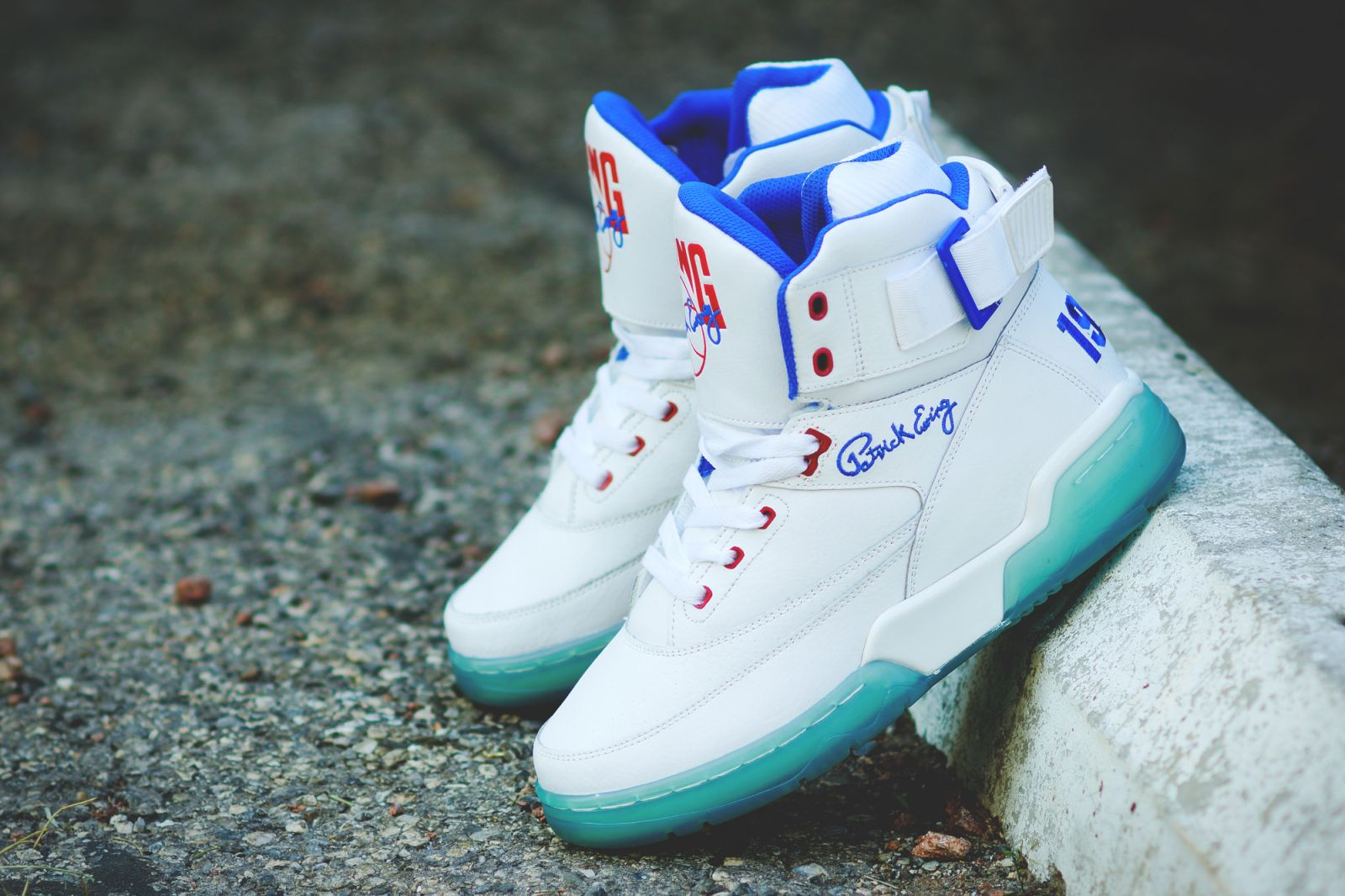 Ewing Athletics Takes Knicks Fans To Happier Times Sole