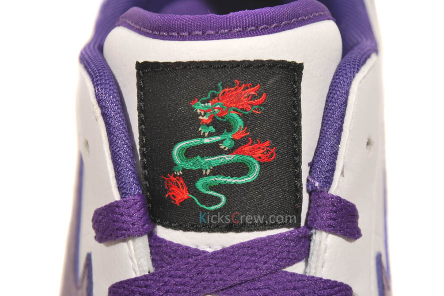 Nike Sweet Classic Premium Year of the Dragon 509503-100 (2)