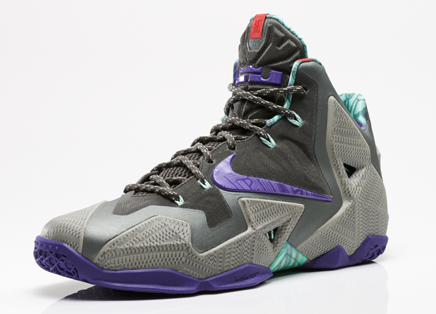 Nike LeBron XI Terracotta Warrior