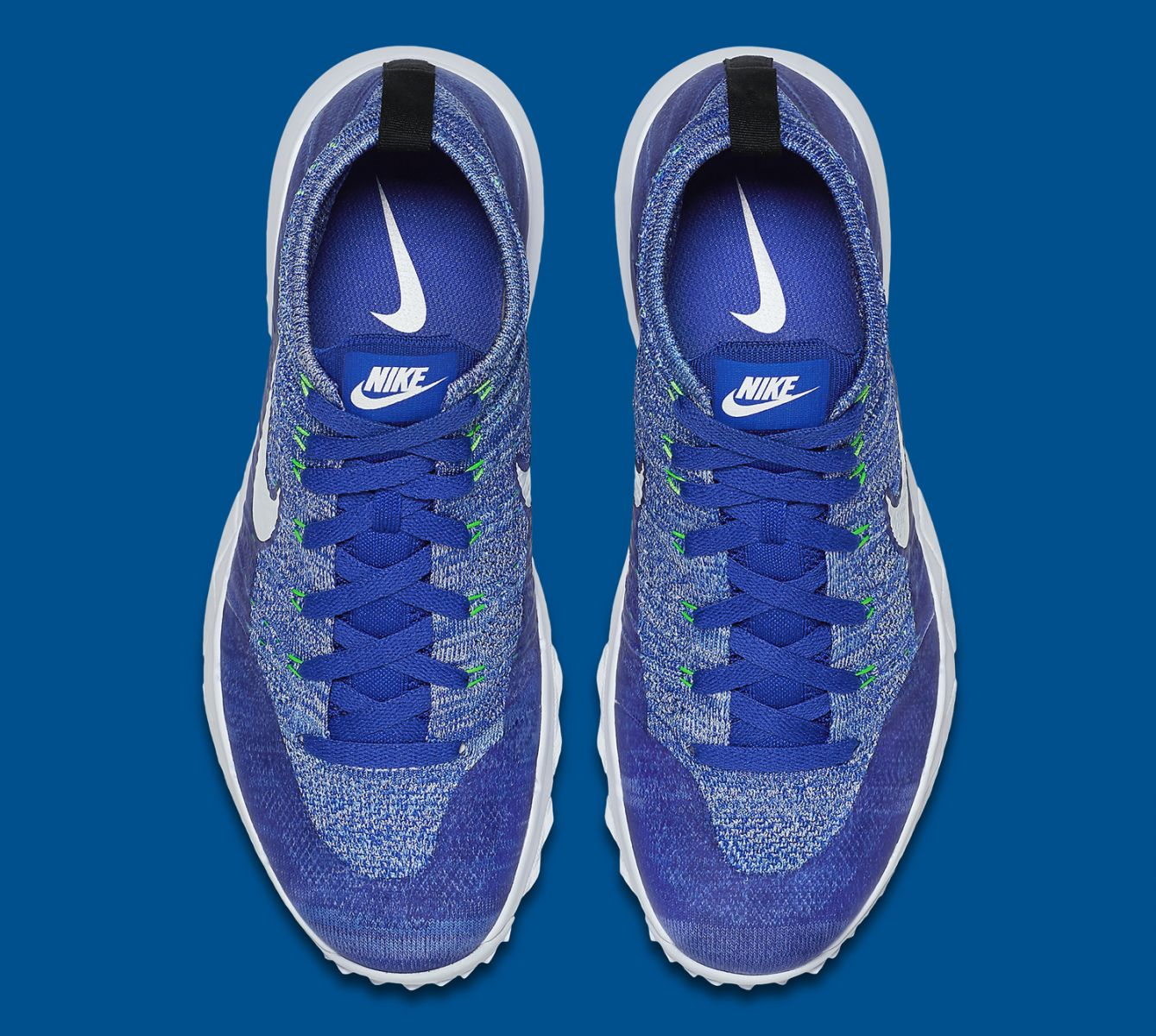 Nike Flyknit Chukka Golf Multicolor