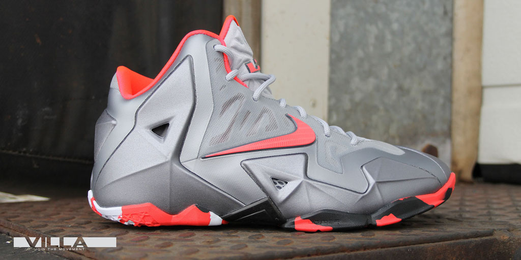 3152b2394d9b Nike LeBron 11 GS  Team Collection  Releasing Saturday