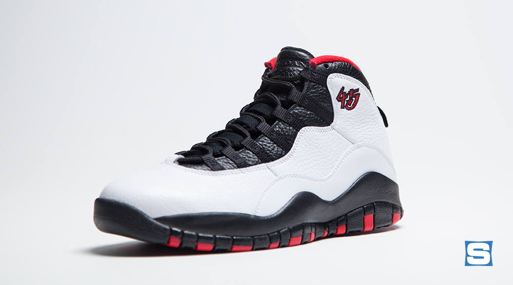 new product 4d31e fbfd6 How Does the Air Jordan 10  Double Nickel  Compare to the Original   Chicago  Pair    Sole Collector