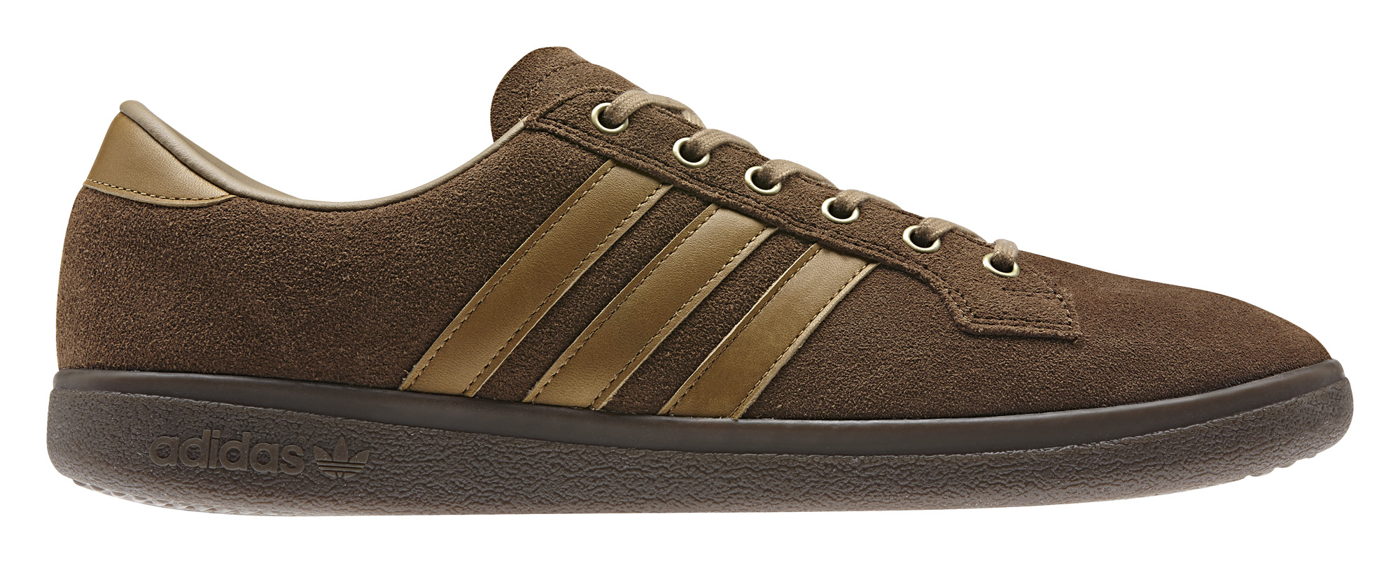 Adidas Spezial Bulhill Brown Profile