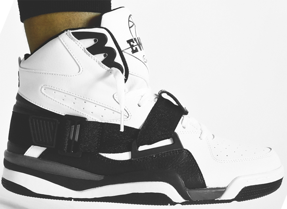 Ewing Athletics Ewing Concept White/Black