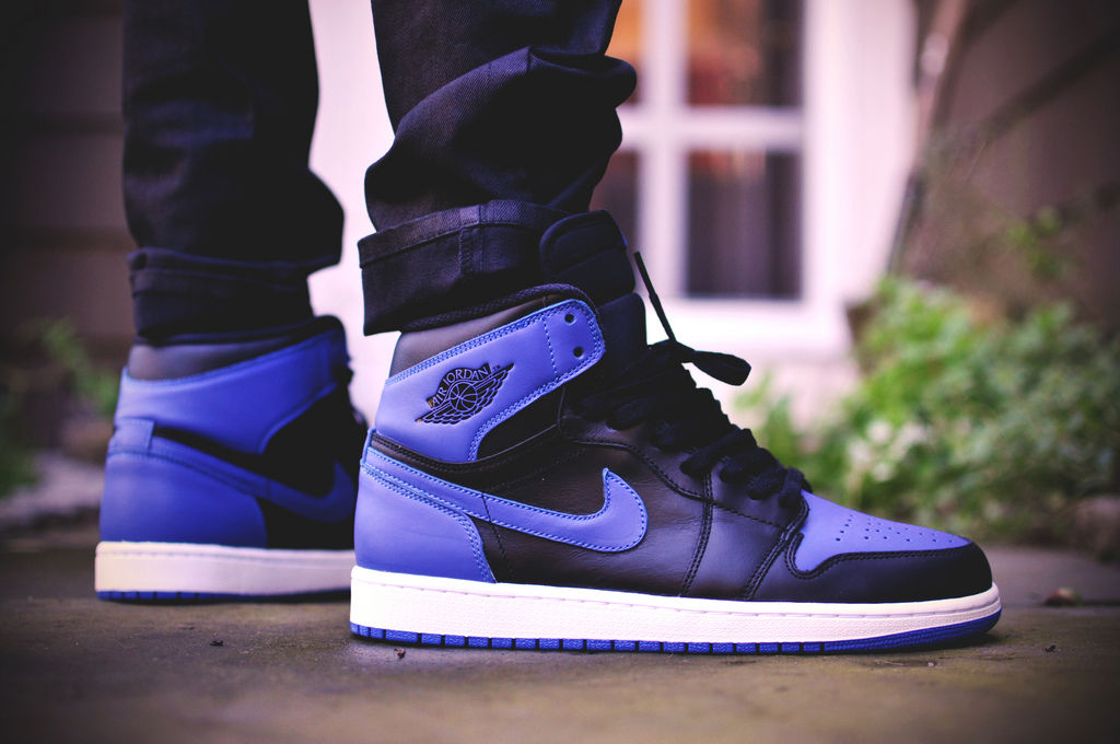 Spotlight // Forum Staff Weekly WDYWT? - 9.21.13 - Air Jordan I 1 Retro High OG Royal by dalazz