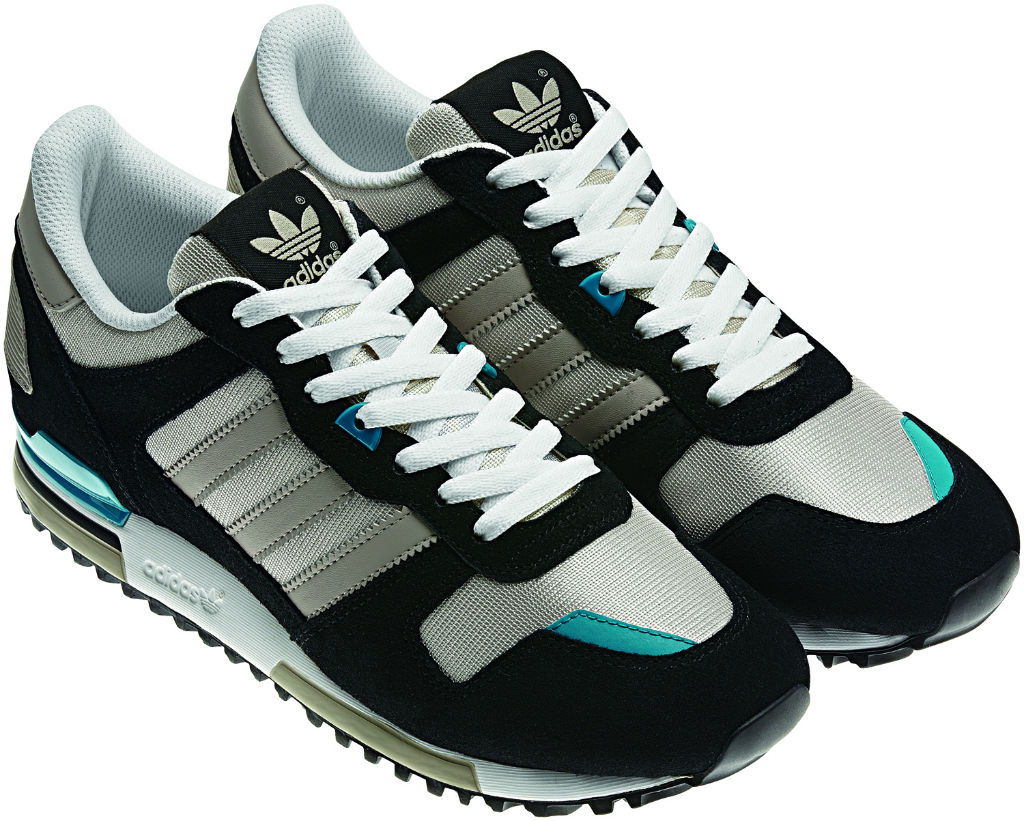 adidas Originals ZX 700 Spring Summer 2013 Black Bliss Q23442 (2)