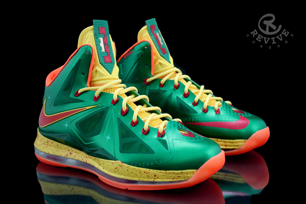 Nike LeBron X Price Is Right by Revive Customs (3)