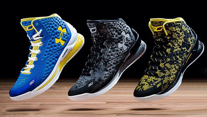 8b52c08b9c794 Under Armour and Steph Curry Unveil the Curry One