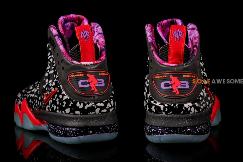 Nike Barkley Posite Max - Rayguns