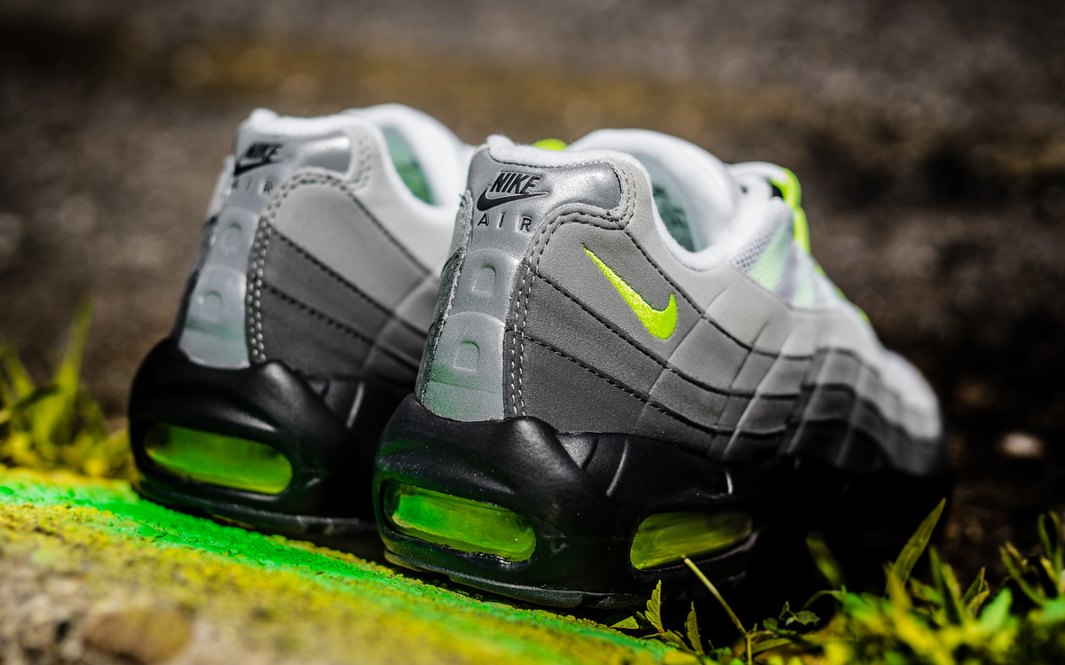 buy popular 23324 fe294 ... discount code for of this years neon air max 95 from packer shoes along  with the