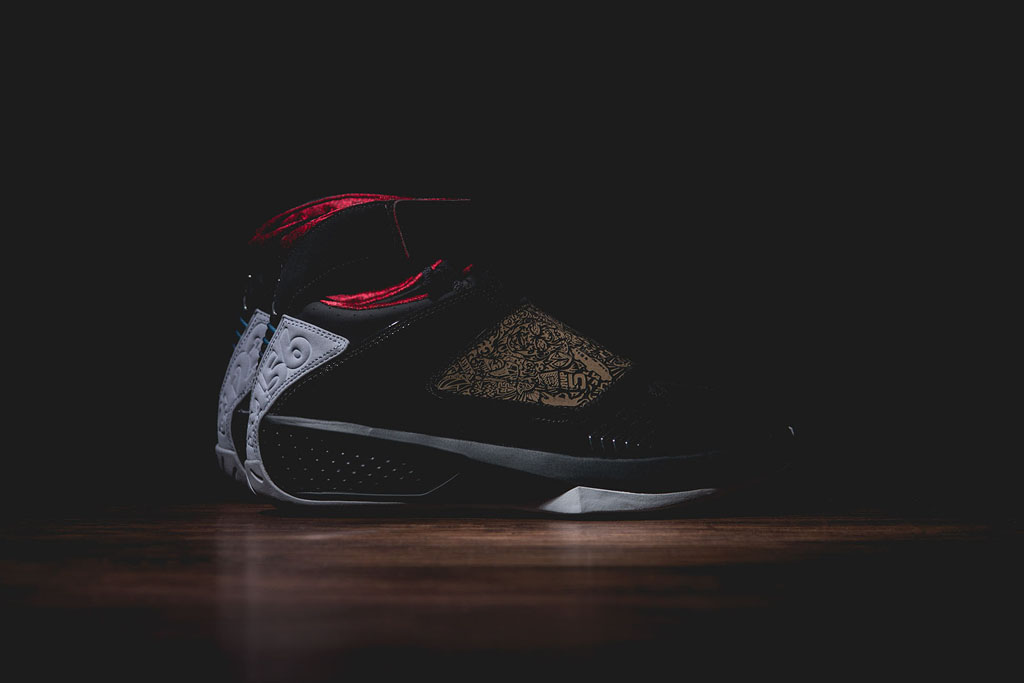 e4eb2eadb36b76 The  Stealth  Air Jordan 20 Waits in the Shadows
