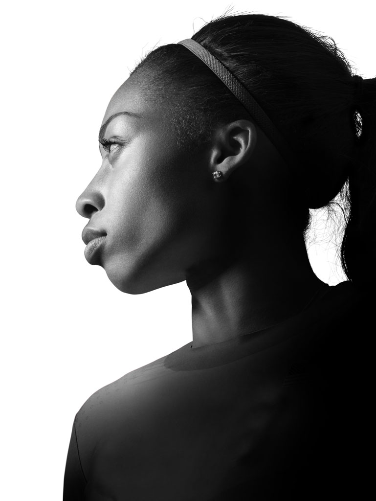 Nike Women's 2014 Black History Month BHM Collection - Allyson Felix