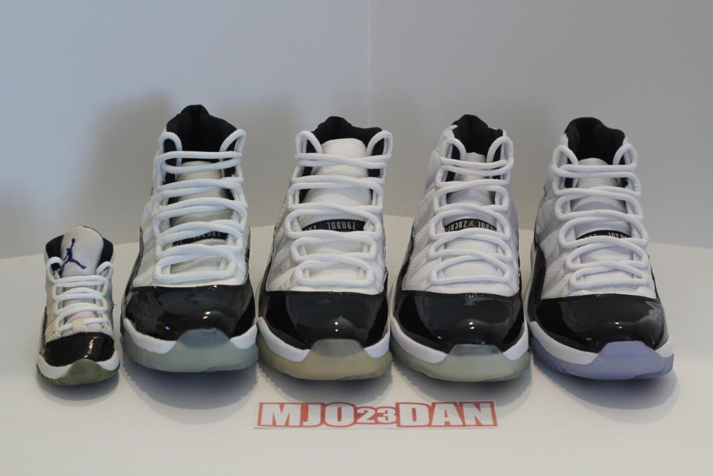 quality design 00186 d03bb Air Jordan XI