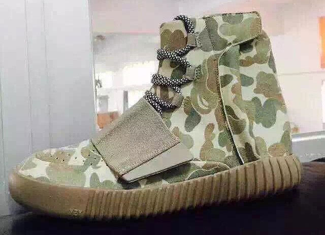 e5be89b4955f2 The BAPE x adidas Yeezy Boost Was (Kinda) Imagined into Existence ...
