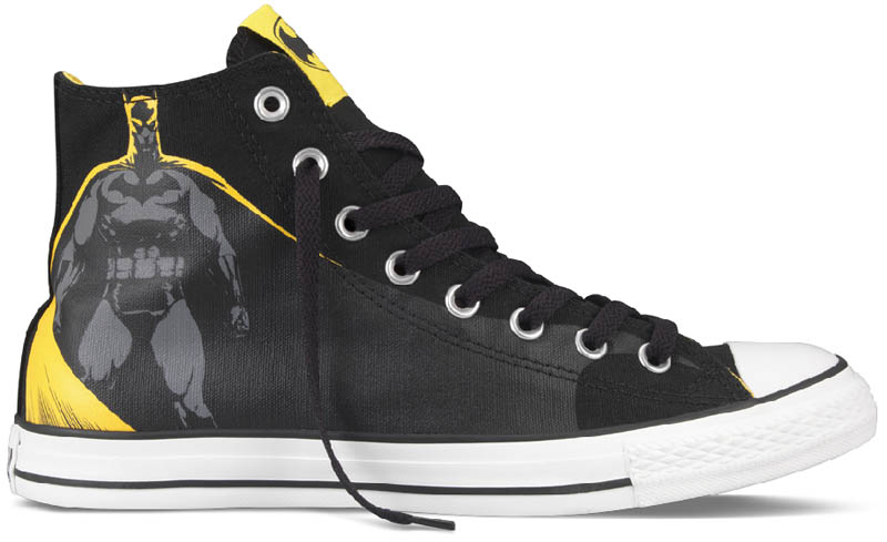 DC Comics x Converse Collection 1