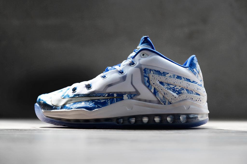 7a1939ede12e Nike LeBron 11 Low  China Pack
