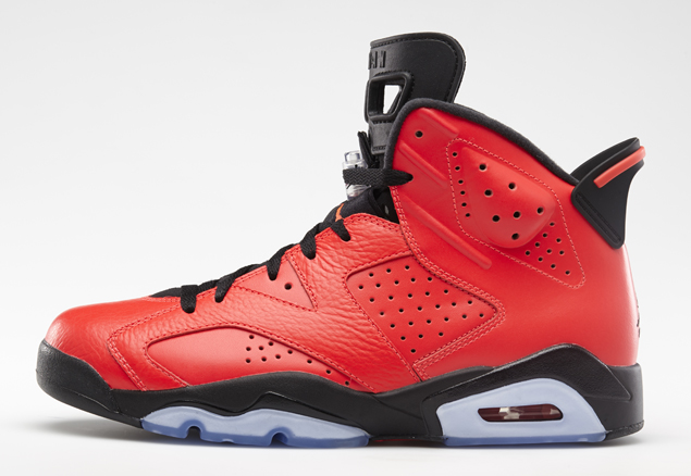 Air Jordan 6 Retro Infrared 23 Profile