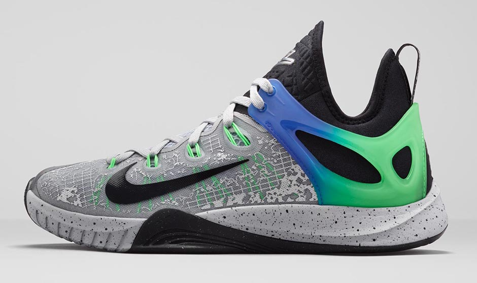 new style 50747 96faa Nike Zoom Hyperrev 2015 All-Star Release Date  02 12 15. Color   Multi-Color Poison Green Black Style    744700-903. Price   150