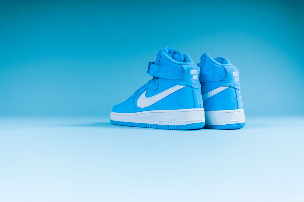 Air Force 1 High Retro QS 'University Blue' University Blue