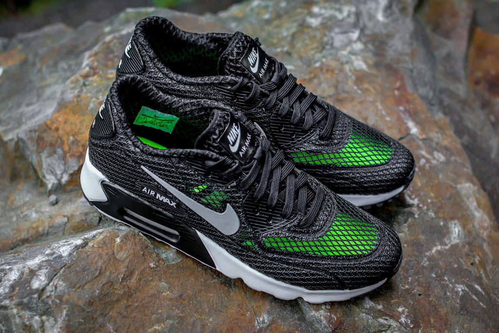 Nike Air Max 90 Ultra Breeze Black (6)