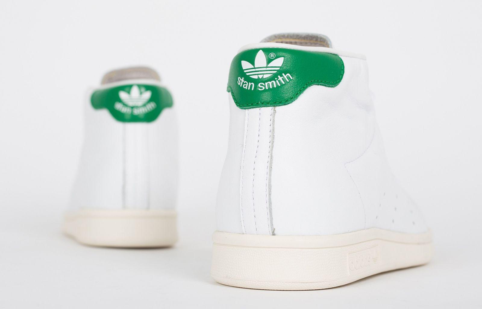 Adidas Stan Smith High Cut
