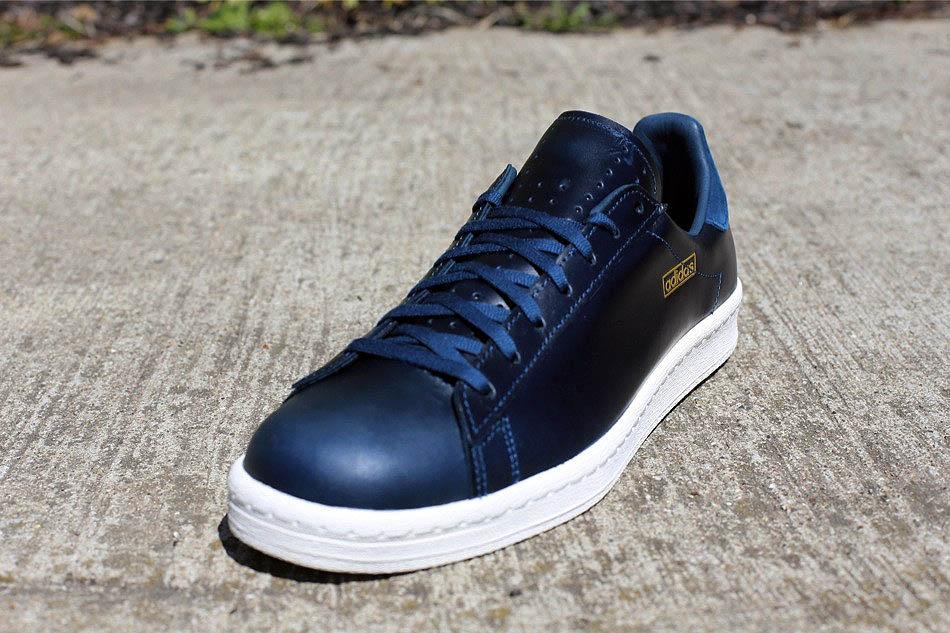 adidas campus leather