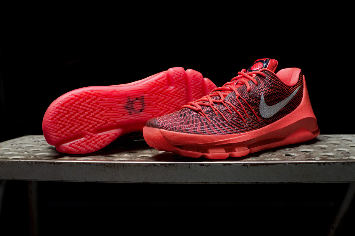 d31f6e126ec8 The Nike KD 8 will hit NIKEiD on June 23. After that