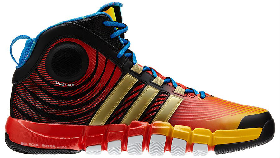 new product 07faa 5d155 adidas D Howard 4 - World Tour