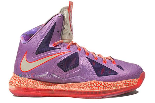big sale 61f52 ee4e3 Nike LeBron X ASG - Area 72