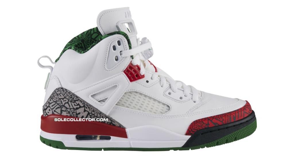 pretty nice 07539 c1f28 The  OG  Jordan Spiz ike will hit nike.com as well as select Jordan Brand  retailers on Saturday, August 9.