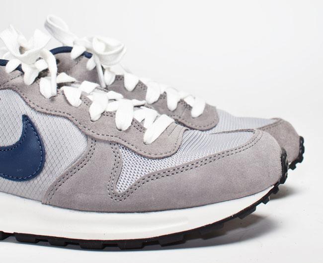 c9e52a5daa07 Nike Air Solstice in Medium Grey   Thunder Blue   Light Charcoal ...