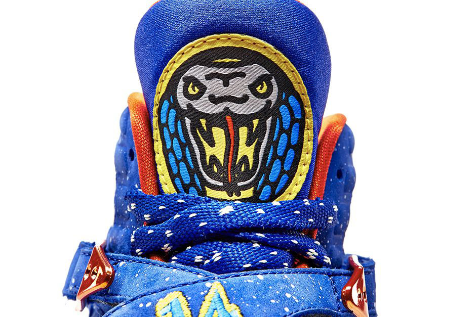 newest a5bb3 8a786 Air Jordan 8 Doernbecher by Caden Lampert | Sole Collector