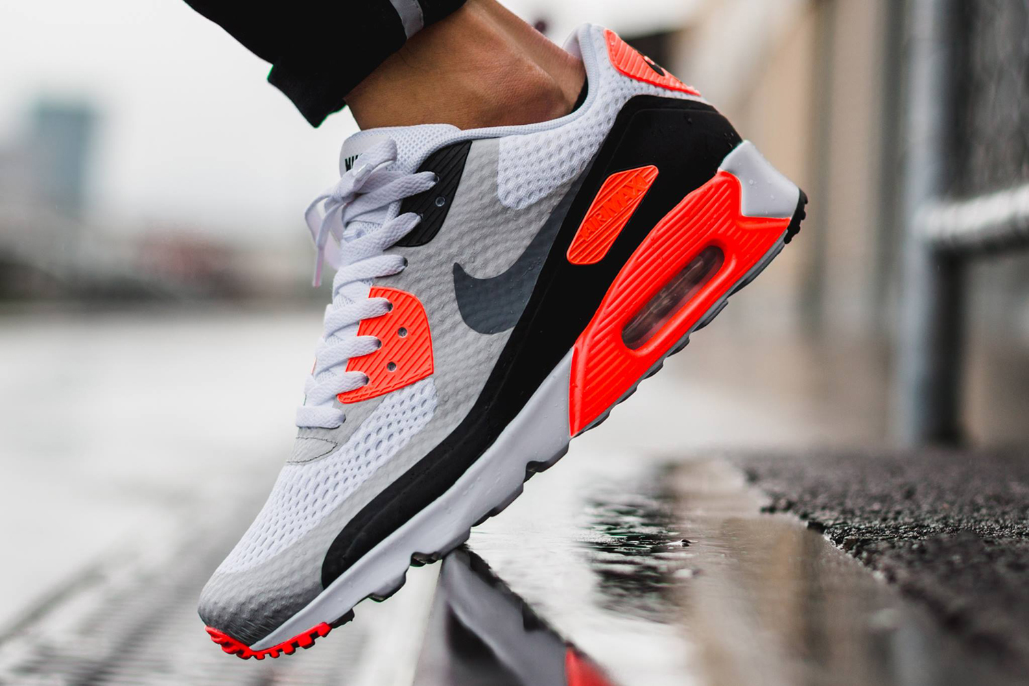 Nike Actually Made Another 'Infrared' Air Max 90 | Sole