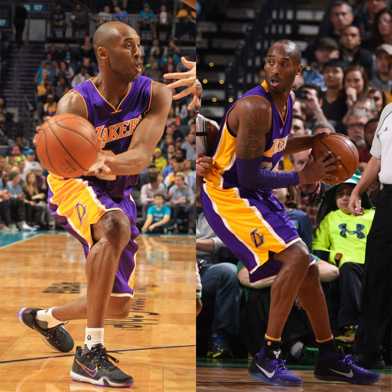 #SoleWatch NBA Power Ranking for January 3: Kobe Bryant