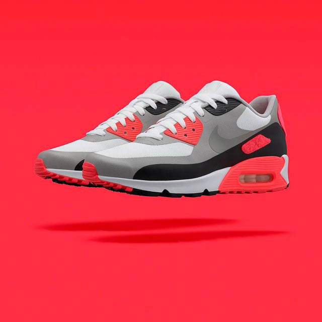 Nike Air Max 90 Patch Infrared (5)