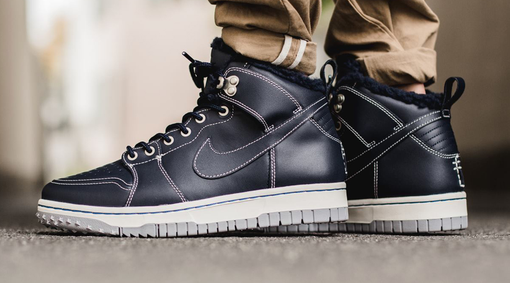 finest selection 67707 96552 This Is How the Nike Dunk Is Preparing for Winter | Sole ...