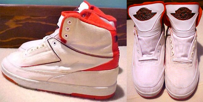Air Jordan 2 KO Sample (1986)