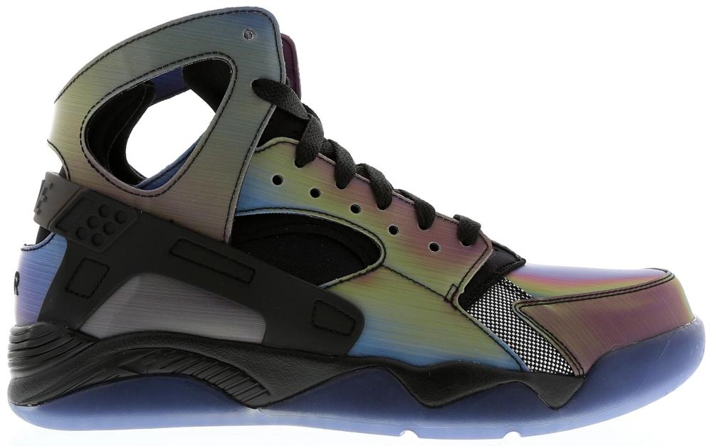 Nike Air Flight Huarache Premium Rainbow/Black-Rainbow