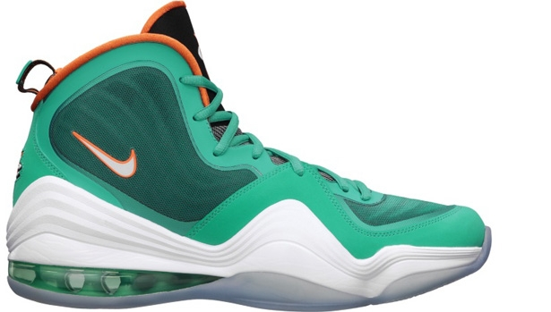 Nike Air Penny V Dolphins