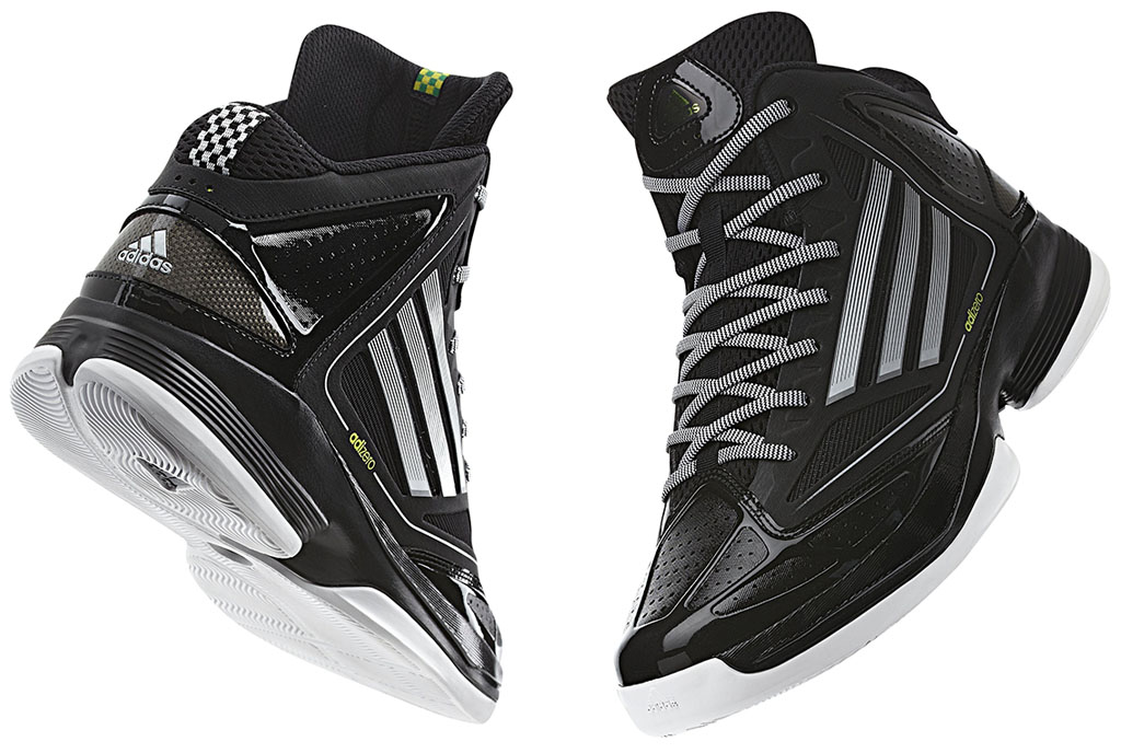 adidas adiZero Ghost 2 Black White