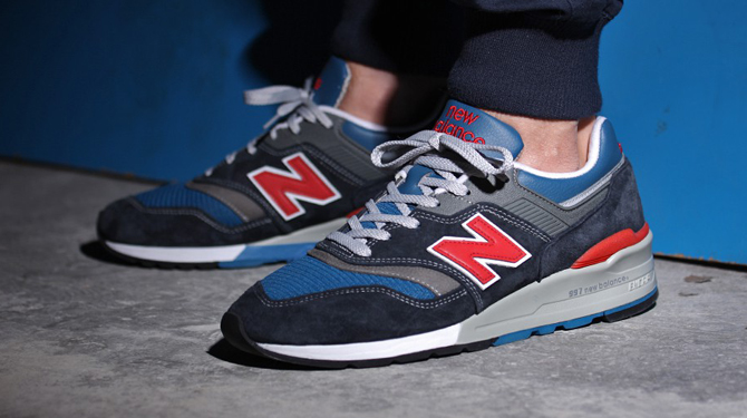 hot sale online ad152 2216d New Balance Still Committed to the 997 Retro | Sole Collector