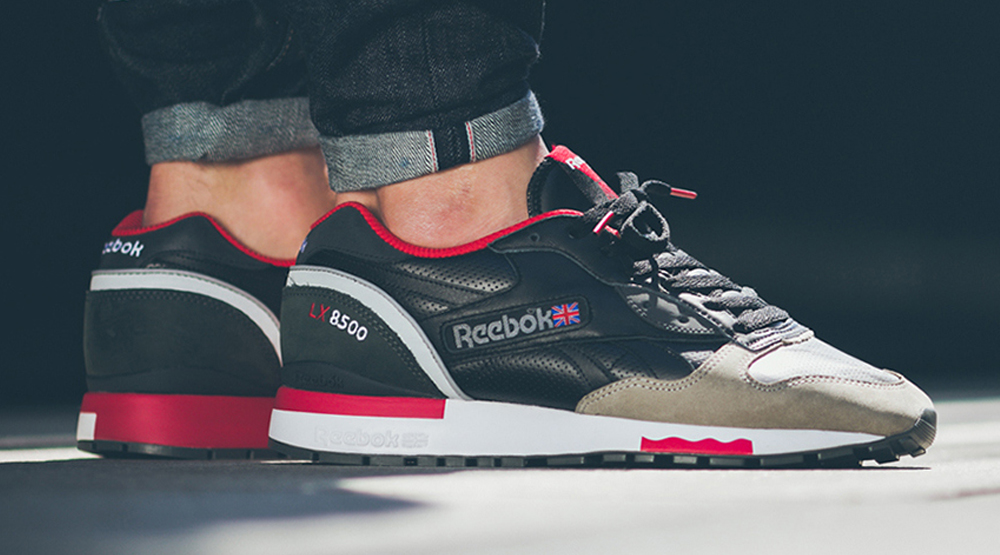 ab7ebb2c966 The Highs and Lows x Reebok LX 8500 Release Is Here