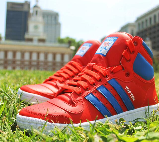 VILLA x adidas Originals Top Ten Final Draft