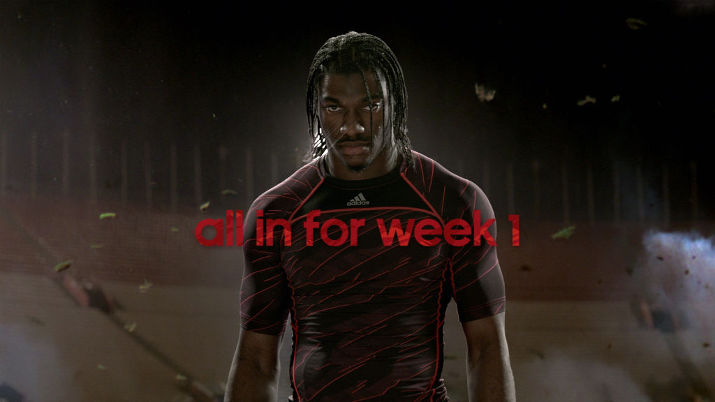 adidas Training & Robert Griffin III Blow Up (15)