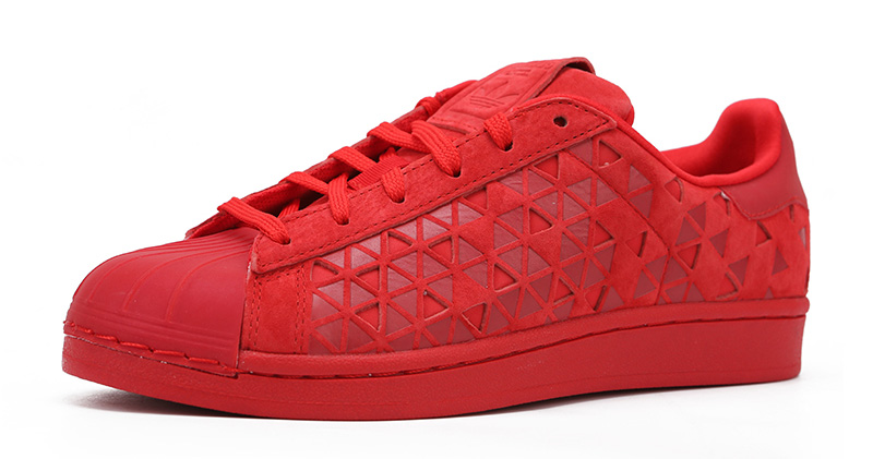 adidas originals star red
