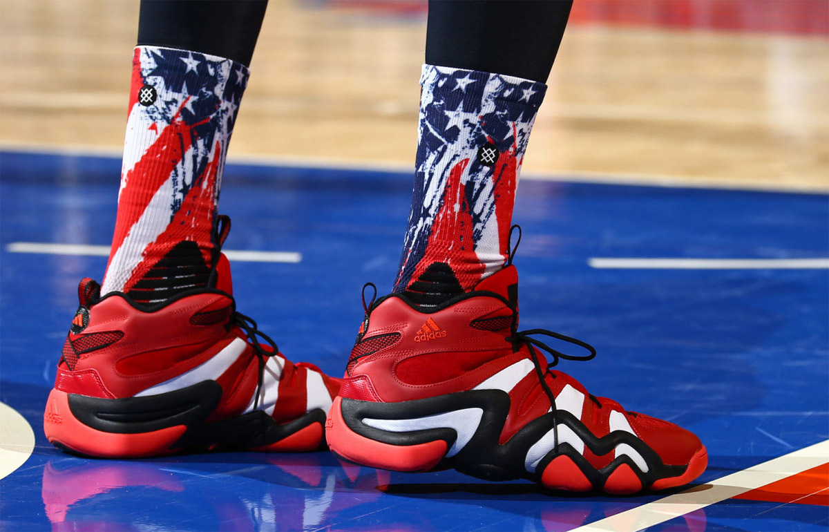 Solewatch The 20 Best Nba Sneakers Worn To Celebrate