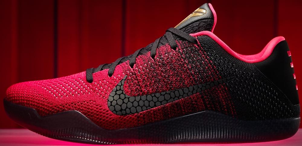Nike Kobe 11 Elite Low Achilles Heel