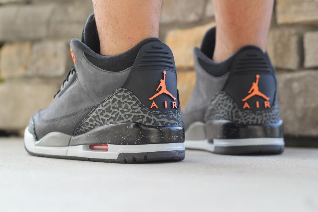 Spotlight // Forum Staff Weekly WDYWT? - 11.4.13 - Air Jordan 3 III Retro Fear by MJO23DAN