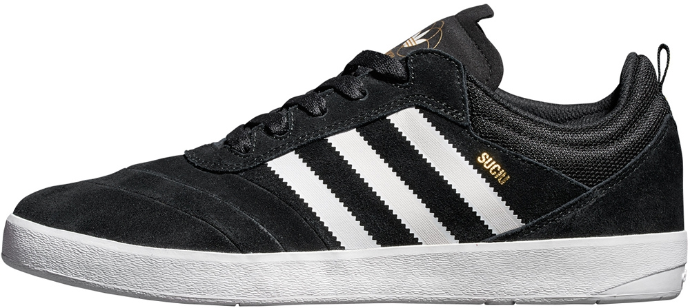 adidas Suciu Adv Black/White-Gold Metallic